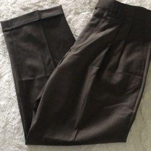 Lauren Ralph Lauren Gingham Dress Slacks
